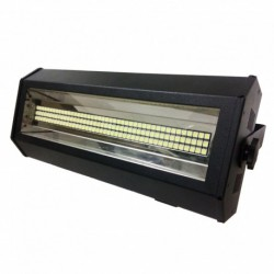 Power Lighting STROBELED-132 - Stroboscope avec 132 Leds blanches