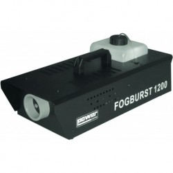 Power Lighting FOGBURST-1200 - Machine à fumée 1200w