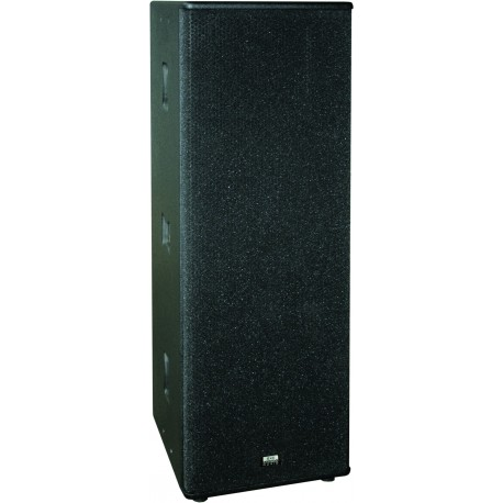 definitive audio d2215 enceinte passive 1000 watts rms hp double 38 cm. Black Bedroom Furniture Sets. Home Design Ideas