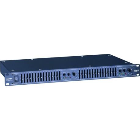 Power Acoustics AQ 215 - Equalizer 2x15 Bandes
