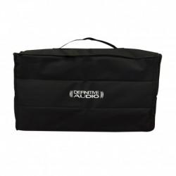 Definitive Audio BAG-COLVOR500 - Housse pour hauts-parleurs VORTEX 400 M1 / 500 L1