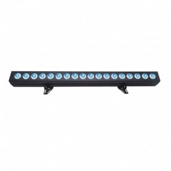 Power Lighting BARLED18X15W - Barre à Led 18x15W QUAD RGBW