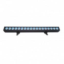 Power Lighting BARRE LED 18x15W QUAD - Barre à Led 18x15W QUAD RGBW