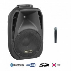 Power Acoustics BE_5400_MK2 - Sono Portable USB + SD CARD + 1 Micro Main + Bluetooth