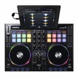 Reloop BEATPAD_2 - Contrôleur DJ iPad, iPhone et USB