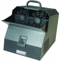 Power Lighting BUBBLESTO_300 - Machine à Bulles 300W