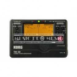Korg TM-50-BK - Accordeur et métronome