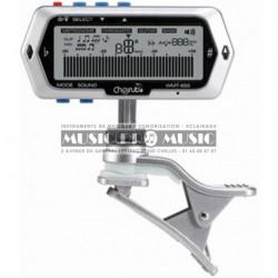 Cherub WMT-655 - Accordeur et métronome pince