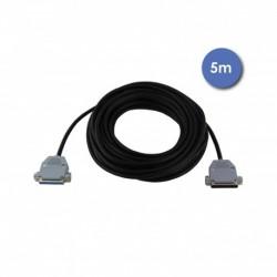 Power Acoustics CAB_2237 - Câble ILDA 5m - DB25 Mâle - DB25 Femelle