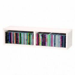 Glorious DJ CD-BOX-90-WH - Casier Rangement 90 CD