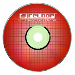 Reloop CD-DVD_CLEAN - Système Nettoyage Compact Disc