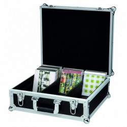 Reloop 100 CD CASE PRO - Valise Rangement 100 CD Version Pro