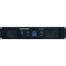 Cerwin Vega CV-1800 - Amplificateur 2x600W Sous 4 OHMS