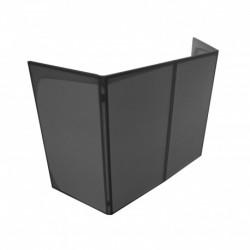 Power Acoustics DJ_PANE140_BL - Panneau décoratif en lycra noir