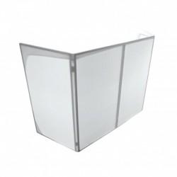 Power Acoustics DJ_PANE140_WH - Panneau décoratif en lycra blanc