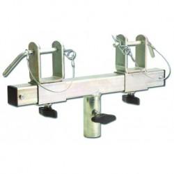 Power Acoustics DRF 005 - Barre de Fixation pour Structure - Diam:35mm