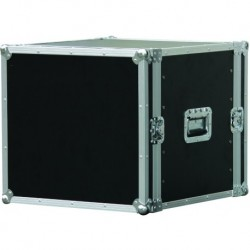 Power Acoustics FC 10 MK2 - Flight Case 10U Série Eco