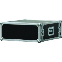 Power Acoustics FC-4-MK2 - Flight Case 4U Série Eco