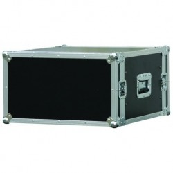 Power Acoustics FC 6 MK2 - Flight Case 6U Série Eco
