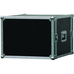 Power Acoustics FC 8 MK2 - Flight Case 8U Série Eco