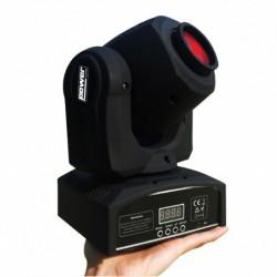 Power Lighting LYRE POCKET SPOT 12W QUAD - Lyre pocket spot 12W Quad CREE + Remote