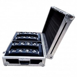 Power Acoustics FC SPIDER LED - Flight case pour spider led
