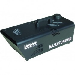 Power Lighting HAZESTORM 600 - Machine à Brouillard 600W