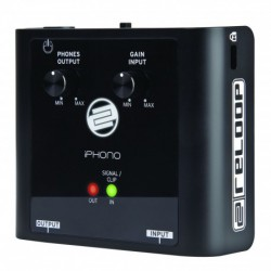 Reloop IPHONO_2 - Interface USB Phono Line