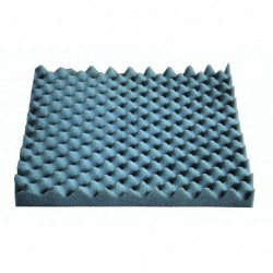 Power Studio FOAM-100 - Mousse Acoustique Grise