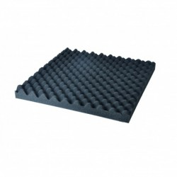 Power Studio FOAM-300 - Mousse Acoustique Noire