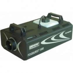 Power Lighting FOGBURST-1500 - Machine à Fumée 1500W