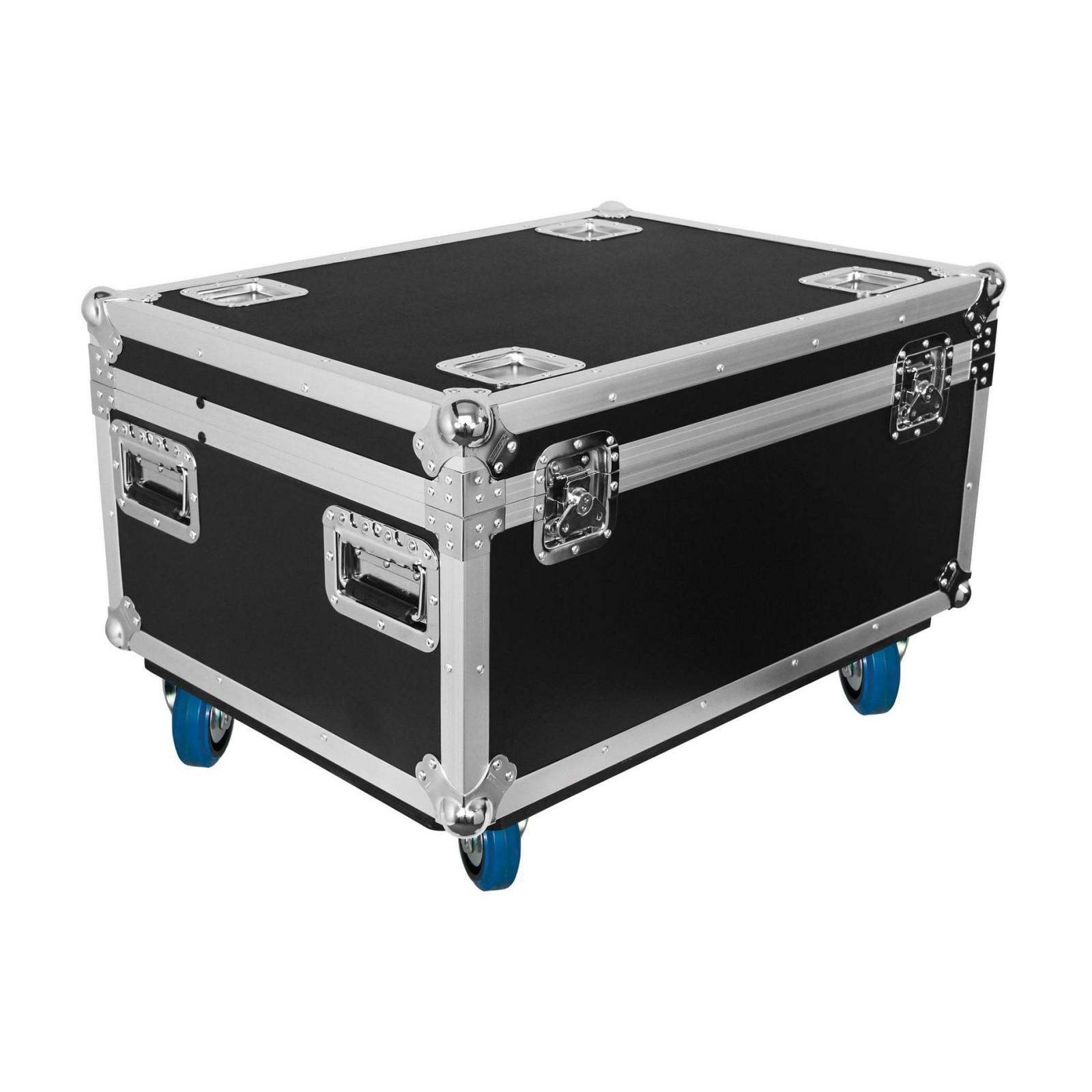 power acoustics ft l mk2 flight case utilitaire multi usages avec roues coupelles. Black Bedroom Furniture Sets. Home Design Ideas
