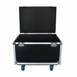 Power Acoustics FT-LX-MK2 - Flight case utilitaire multi-usages avec roues + coupelles