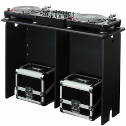 Glorious DJ MIX STATION BLACK - Stand de Mixage Finition Noir