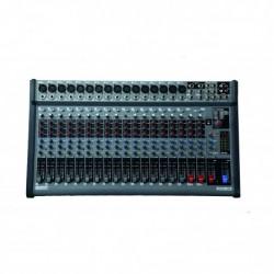 Power Acoustics MX_20_USB - Mixer 30 entrées avec USB