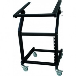 Power Acoustics MXS-006 - Stand Rack Sur Roulettes