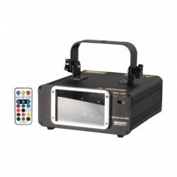 Power Lighting NEPTUNE 200 R MK3 - Laser à faisceaux Rouge 200MW