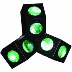 Power Lighting PANTA_LED - Jeux de Lumière 18 Leds de 3W RGB