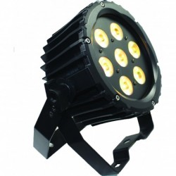 Power Lighting PARSLI_7X8WQ - Par Slim 7 Leds de 8W 4-en-1