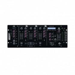 Power Acoustics PMP 400 USB MK2 - Mixer 12 entrées avec USB player