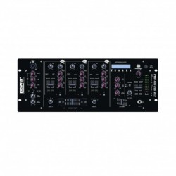 Power Acoustics PMP400USB-MK2 - Mixer 12 entrées avec USB player