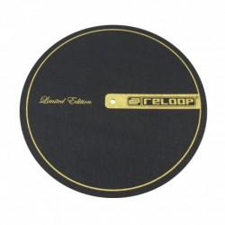Reloop SLIPMAT_GOLD - Feutrine pour platine vinyle or