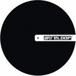 UDG SLIPMAT LOGO - Feutrine pour platine vinyle noir