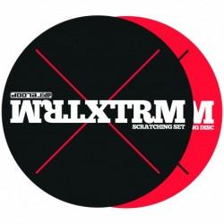 Reloop SLIPMAT_XTRM - Kit feutrine scratch