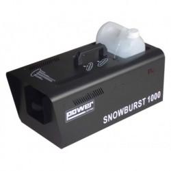 Power Lighting SNOWBURS_1000 - Machine à Neige 1000W