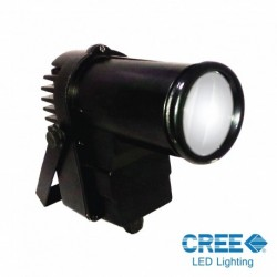 Power Lighting SPOT10W_QUA_C - Spot led 10W 4-IN-1 RGBW CREE