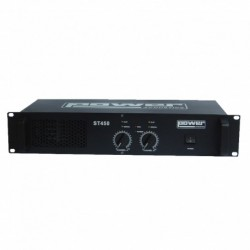 Power Acoustics ST 450 - Amplificateur 2x220W RMS sous 4 Ohms