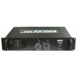 Power Acoustics ST 900 - Amplificateur 2x450W RMS sous 4 Ohms