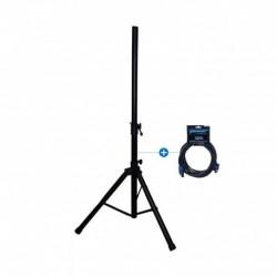 Power Acoustics TESLA 12 STAND - Pied d'enceinte + câble pour tesla 12