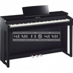 Yamaha CLP-525PE - Piano numérique noir laqué avec meuble
